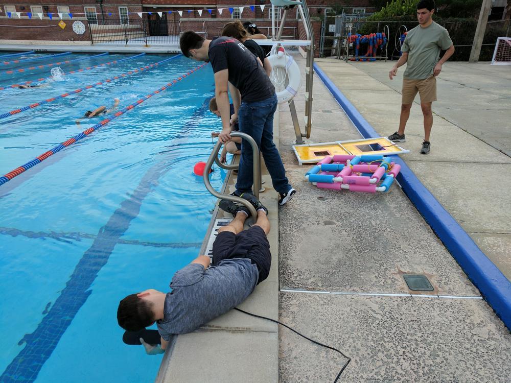 SubjuGator » Early Pool Testing